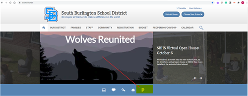 PowerSchool Portal Link
